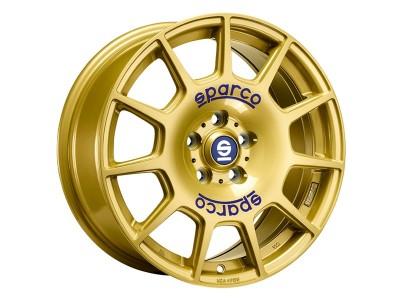 Sparco Terra Janta Race Gold