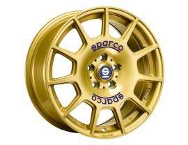 Sparco Terra Race Gold Felge