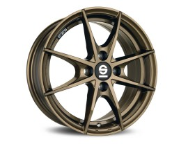 Sparco Trofeo 4 Gloss Bronze Wheel