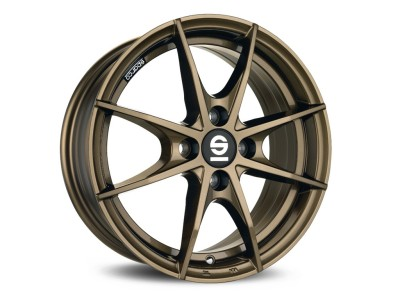 Sparco Trofeo 4 Gloss Bronze Wheel