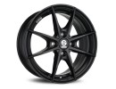 Sparco Trofeo 4 Matt Black Wheel