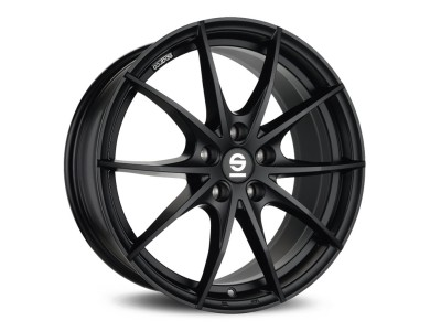 Sparco Trofeo 5 Matt Black Wheel