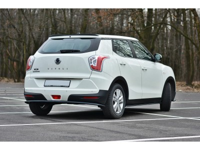 SsangYong Tivoli Matrix Rear Bumper Extension