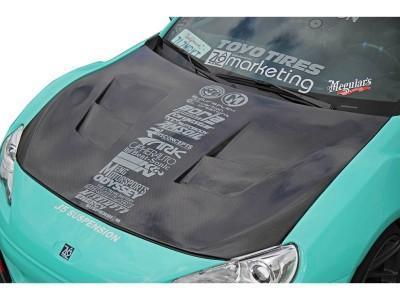 Subaru BRZ Capota Evolva Fibra De Carbon