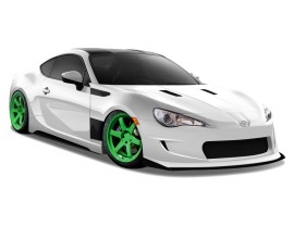 Subaru BRZ Equinox Body Kit