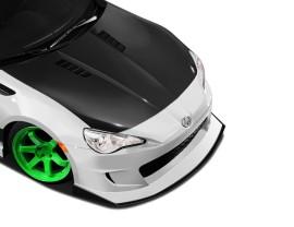 Subaru BRZ Equinox Carbon Fiber Hood