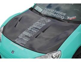 Subaru BRZ Evolva Carbon Fiber Hood