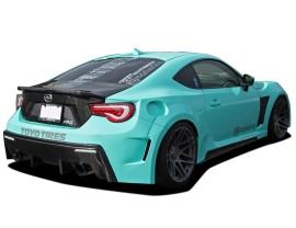 Subaru BRZ Evolva Carbon Fiber Trunk