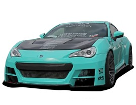 Subaru BRZ Evolva Wide Body Kit