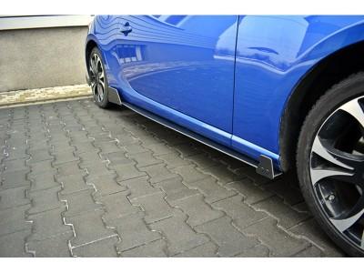 Subaru BRZ Extensii Praguri Racer
