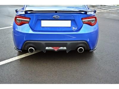 Subaru BRZ MX Heckansatze