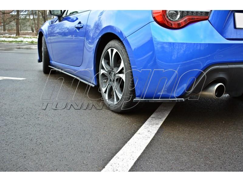 Subaru BRZ MX Rear Bumper Extensions