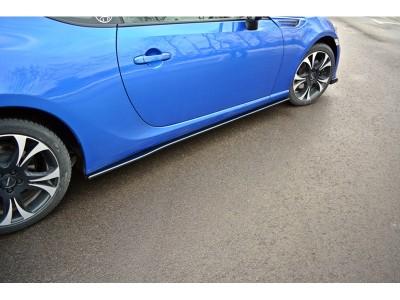 Subaru BRZ MX Seitenschwelleransatze