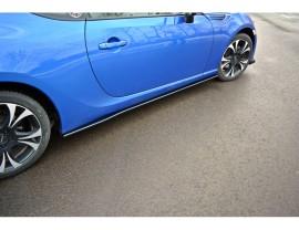 Subaru BRZ MX Side Skirts