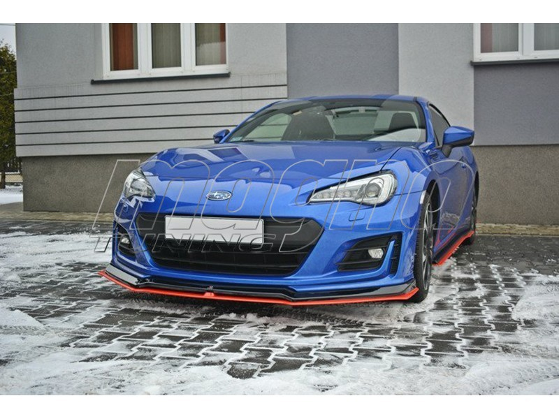 Subaru BRZ Master Body Kit