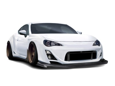 Subaru BRZ Vaider Wide Body Kit