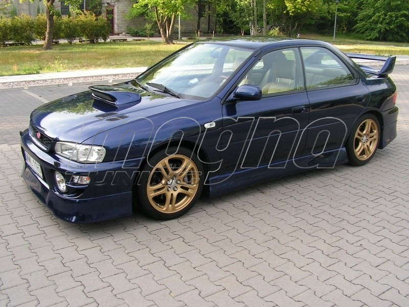 Subaru Impreza Mk1 J Spec Body Kit