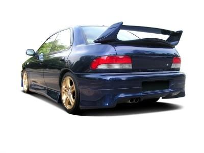 Subaru Impreza MK1 J-Style Rear Bumper Extension