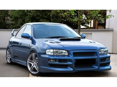 Subaru Impreza MK1 Mistery Wide Front Wheel Arch Extensions