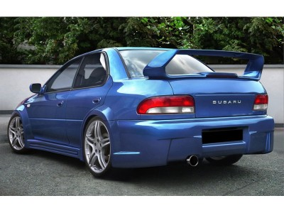 Subaru Impreza MK1 Mistery Wide Rear Wheel Arch Extensions