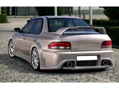 Subaru Impreza MK1 Moon Rear Wheel Arch Extensions