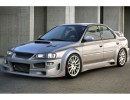 Subaru Impreza MK1 Moon Wide Front Wheel Arch Extension