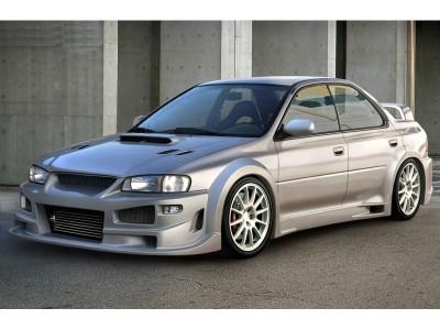 Subaru Impreza MK1 Moon Wide Front Wheel Arch Extensions