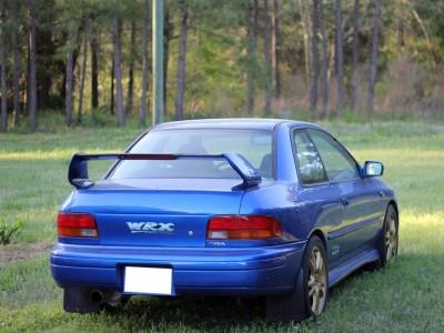 Subaru Impreza MK1 OEM Trunk