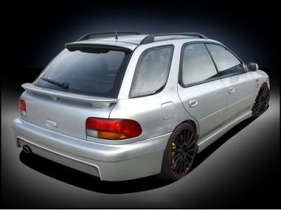 Subaru Impreza MK1 Sport Rear Bumper