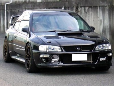 Subaru Impreza MK1 Wide Body Kit WRC