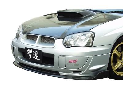 Subaru Impreza MK2 Facelift BX-2 Frontansatz