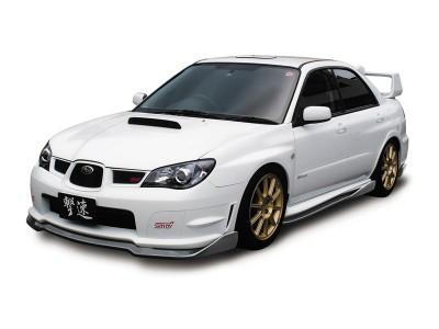 Subaru Impreza MK2 Facelift C2 Front Bumper Extension