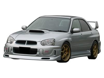 Subaru Impreza MK2 Facelift CX Front Bumper Extension