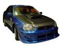 Subaru Impreza MK2 Facelift Capota OEM Fibra De Carbon