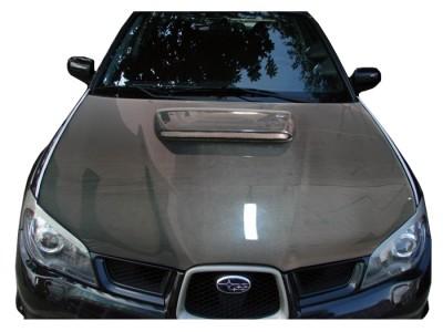 Subaru Impreza MK2 Facelift Exclusive Carbon Motorhaube