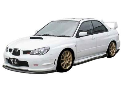 Subaru Impreza MK2 Facelift Extensie Bara Fata C1
