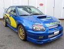 Subaru Impreza MK2 Facelift Extensie Bara Fata LX