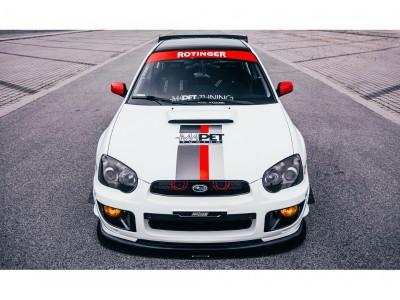 Subaru Impreza MK2 Facelift Extensie Bara Fata RaceLine