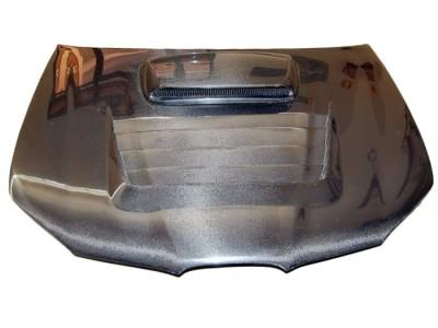 Subaru Impreza MK2 Facelift GTX Carbon Fiber Hood