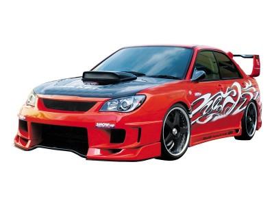 Subaru Impreza MK2 Facelift Japan-2 Front Bumper