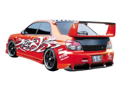 Subaru Impreza MK2 Facelift Japan-2 Rear Bumper
