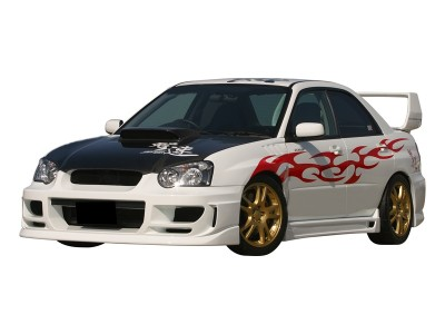 Subaru Impreza MK2 Facelift Japan Front Bumper