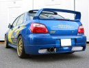 Subaru Impreza MK2 Facelift LX Rear Bumper Extension