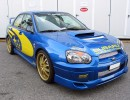 Subaru Impreza MK2 Facelift LX Side Skirts