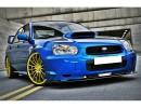 Subaru Impreza MK2 Facelift M2 Front Bumper Extension