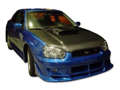 Subaru Impreza MK2 Facelift OEM Carbon Fiber Hood
