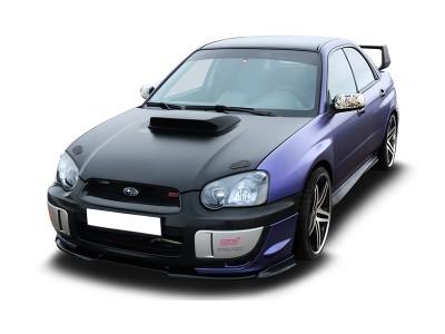 Subaru Impreza MK2 Facelift STI Verus-X Front Bumper Extension