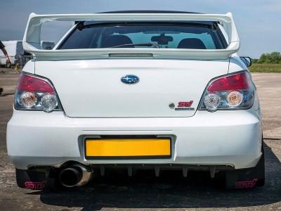 Subaru Impreza MK2 Facelift Supreme Heckansatz