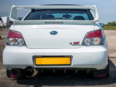 Subaru Impreza MK2 Facelift Supreme Rear Bumper Extension