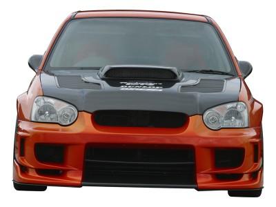 Subaru Impreza MK2 Facelift Tokyo Motorhaube